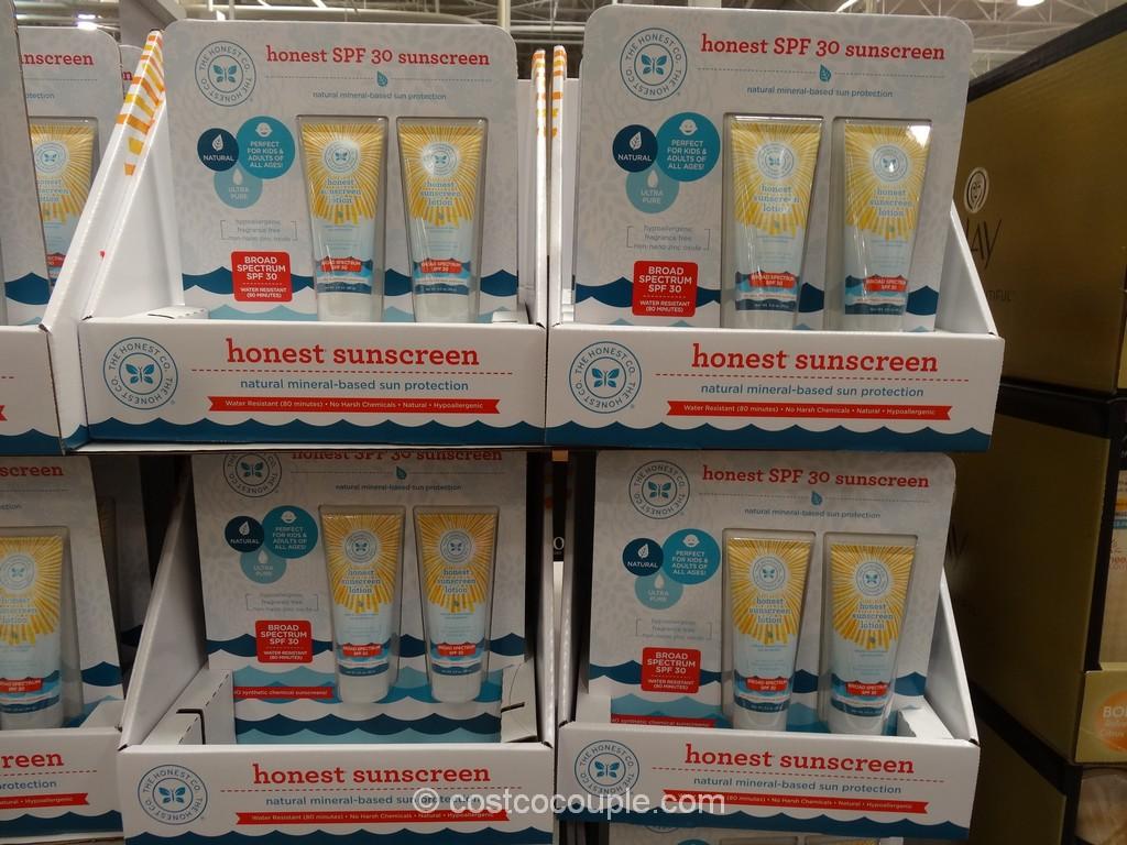 The Honest Company Honest SPF 30 Sunscreen Costco 2