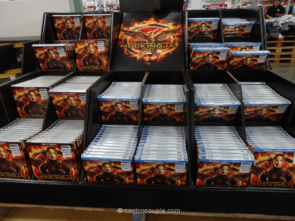 The Hunger Games MockingJay Part 1 Costco 1