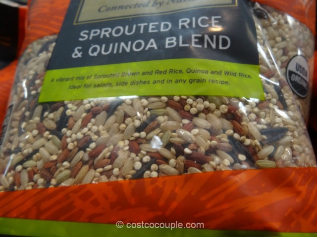 Truroots Organic Sprouted Rice And Quinoa Blend