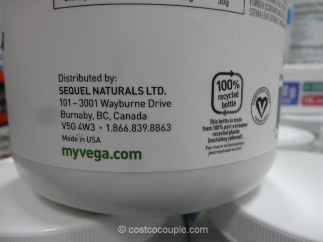 Vega Vanilla Protein And Greens Costco 5