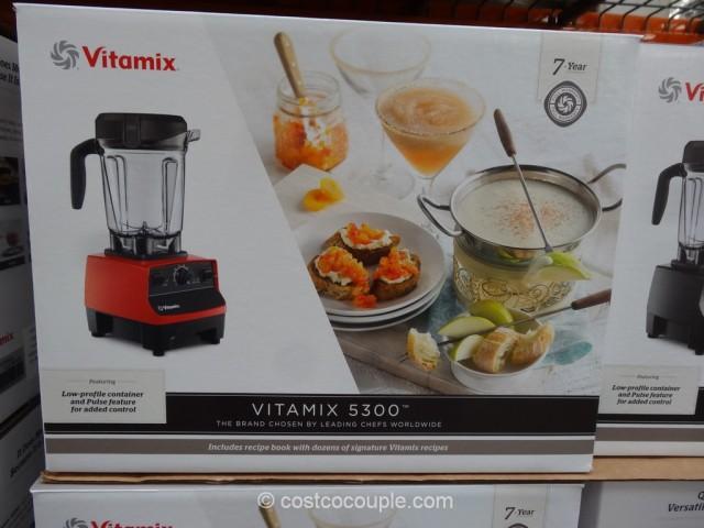Vitamix 5300S Costco 4