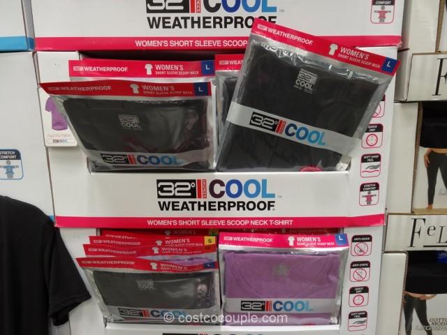 Weatherproof 32 Degrees Cool Short Sleeve Tee