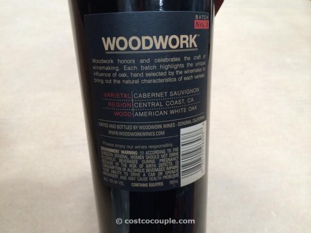 Woodwork Cabernet Sauvignon Costco 4