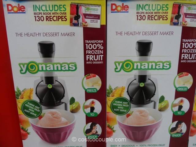 Yonanas Frozen Dessert Maker