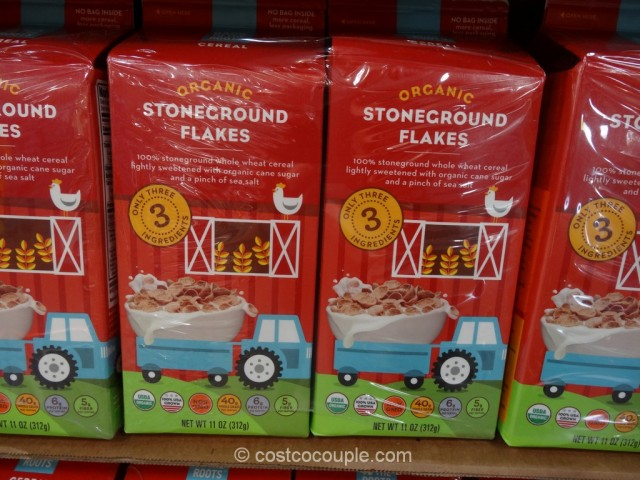 Back To The Roots Organic Stoneground Flakes Costco 4