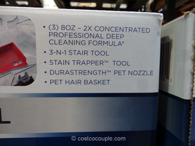 Bissell Proheat 2X Professional Pet Carpet Cleaner Costco 3