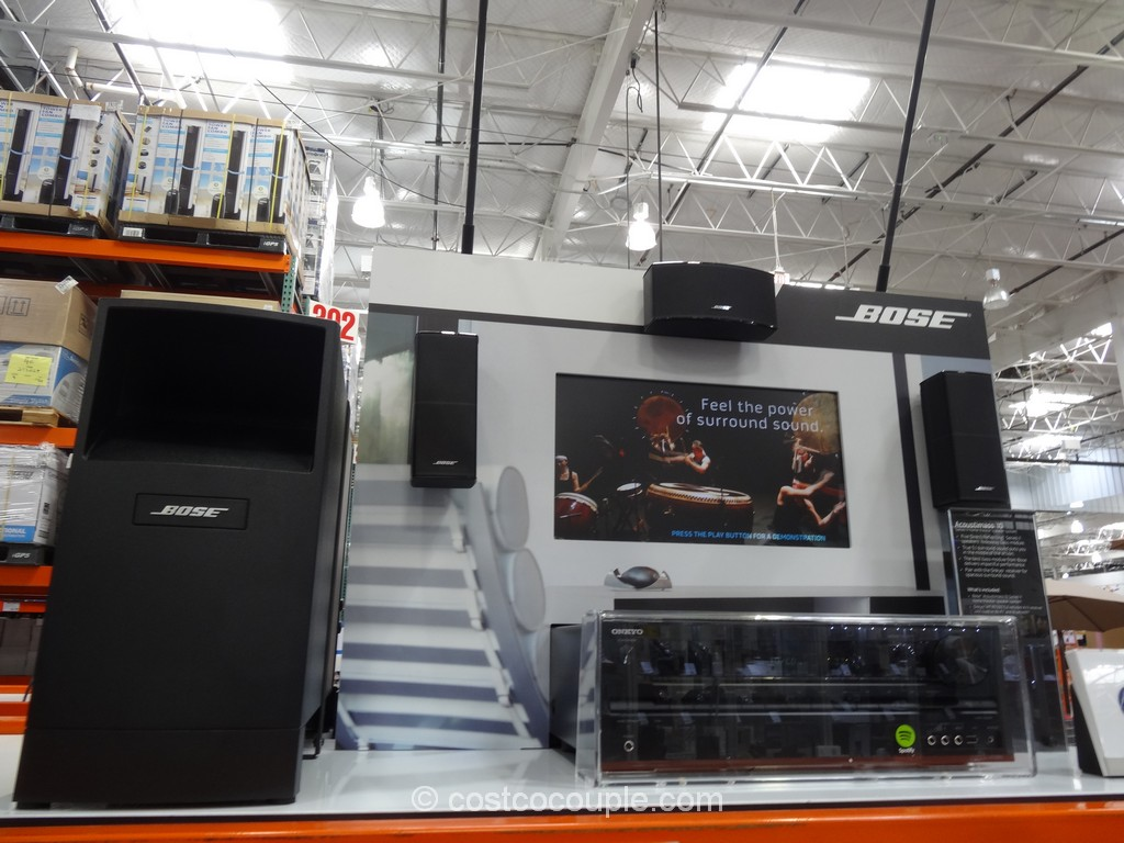 Bose Acoutimass 10 Home Theater System Costco 2