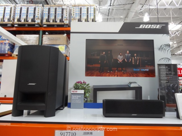 Bose Cinemate 10 Digital Home Theater System Costco 2