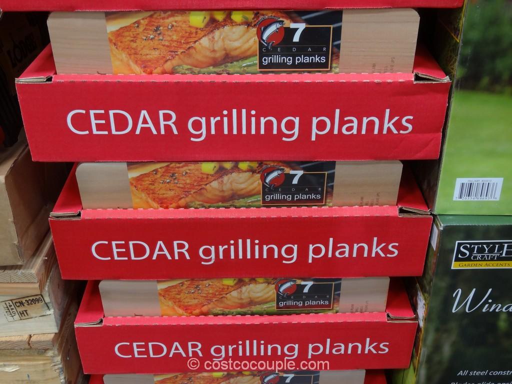 Coastal Cuisine Cedar Grilling Planks Costco 7