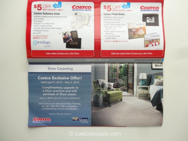 Costco April 2015 Coupon Book 11