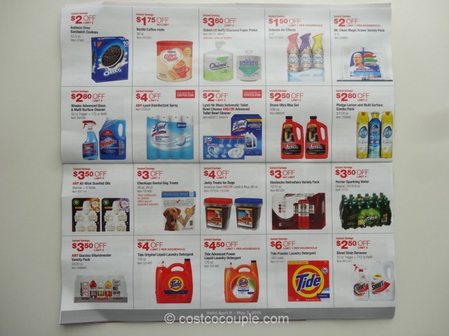Costco April 2015 Coupon Book 5