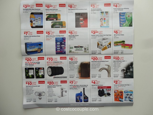 Costco April 2015 Coupon Book 7