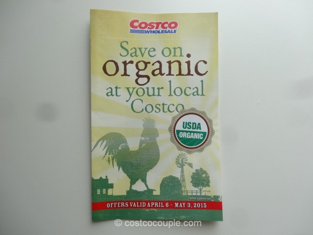 Costco April2015 Organic Instant Savings 1