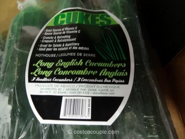 English Cucumbers Costco 4