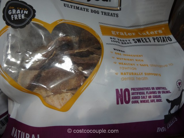 I And Love And You Sweet Potato Dog Treat Costco 4