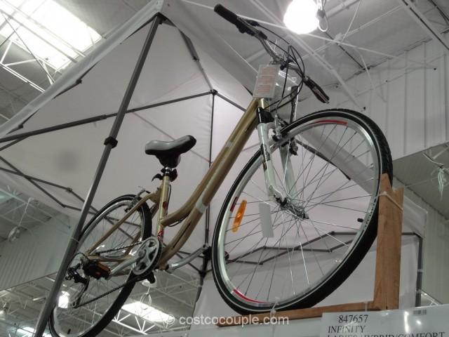 Infinity Las Twentyfour 7 Hybrid Bike Costco 4