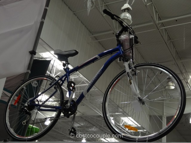 Infinity Mens TwentyFour 7 Hybrid Bike Costco 1
