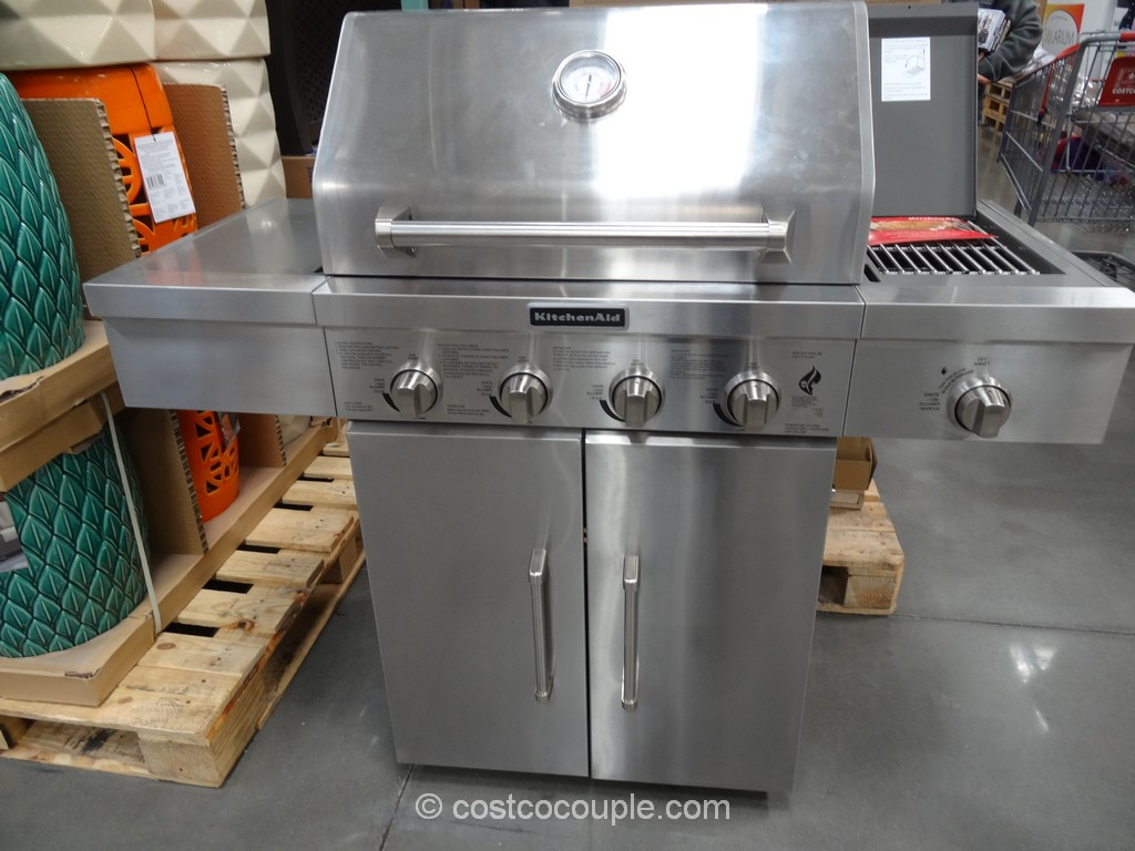 KitchenAid Gas Grill Model720-0733D Costco 3