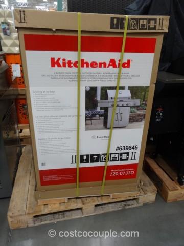 Kitchenaid Gas Grill Model 720 0733d