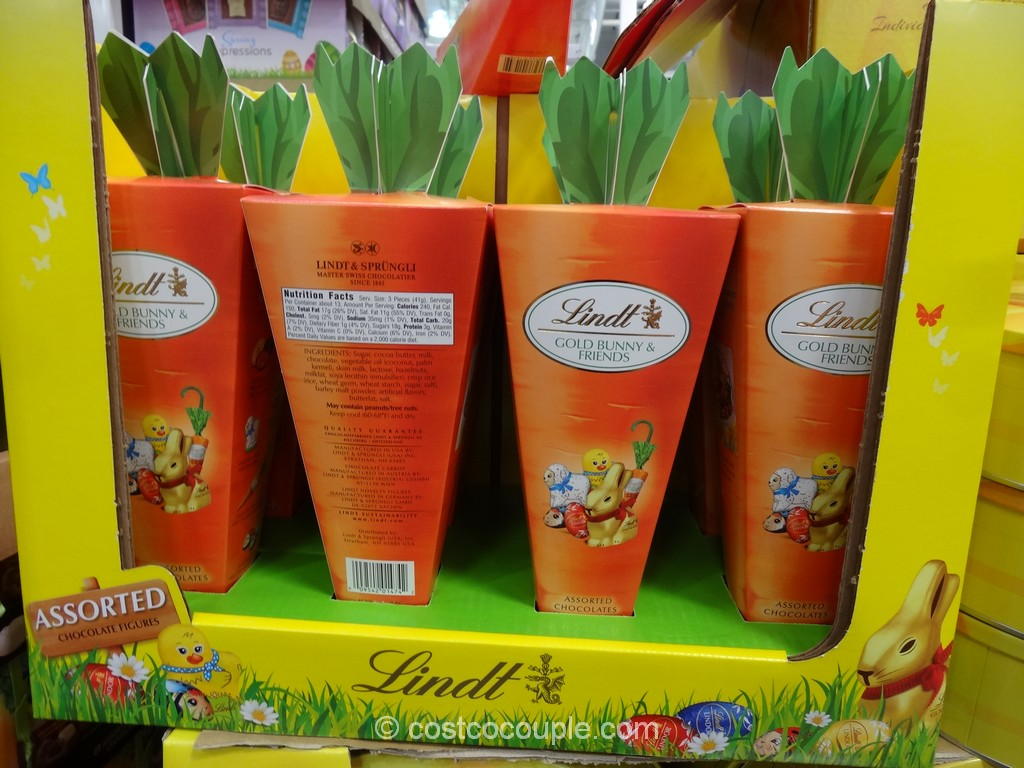 Lindt Chocolate Easter Carrot Costco 2