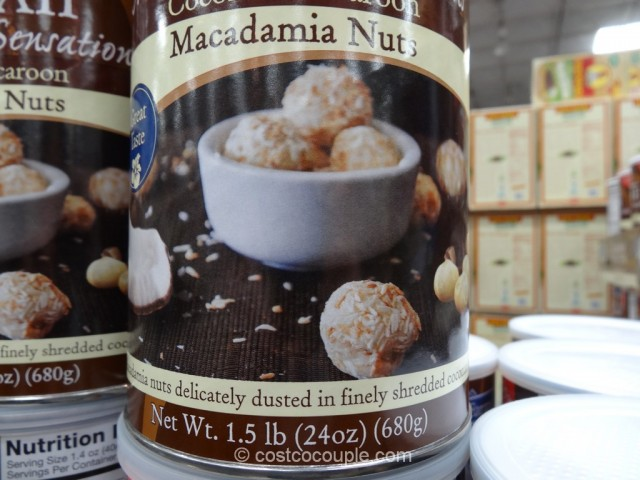 MacFarms Coconut Macaroon Macadamia Nuts Costco 3