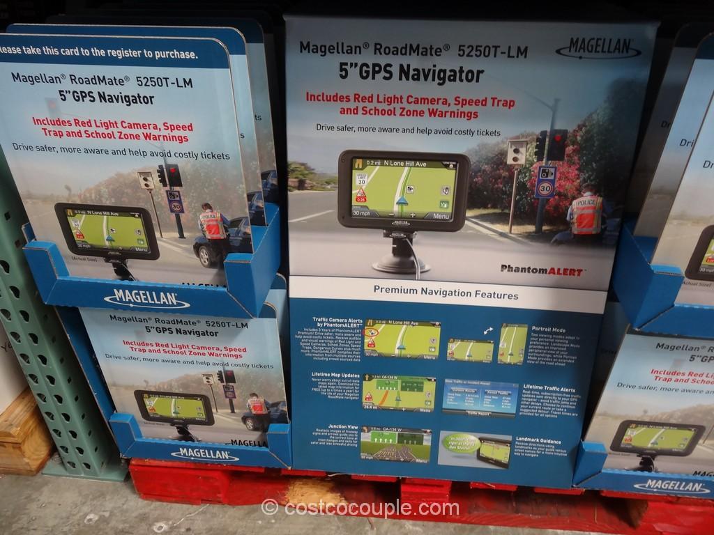 Magellan Roadmate 5250T-LM GPS Costco 2