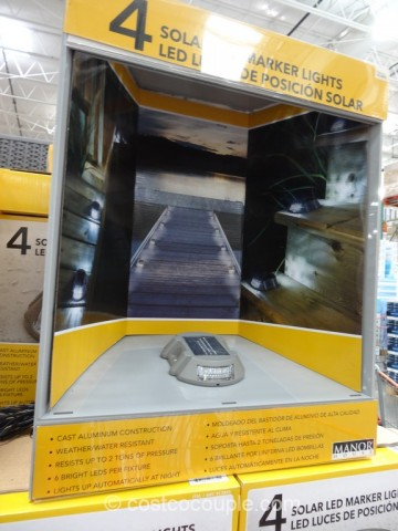 Manor House Solar Marker Lights Costco 1