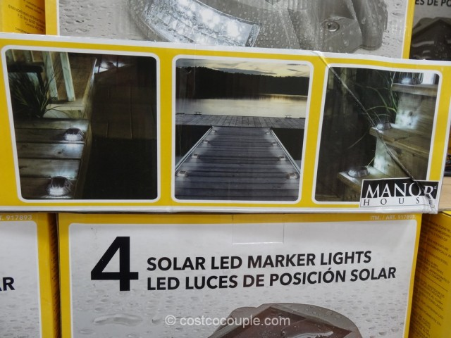 Manor House Solar Marker Lights Costco 4