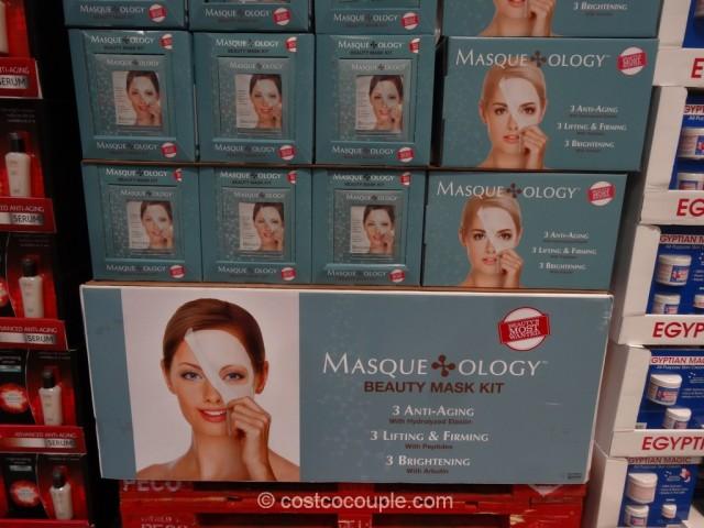 Masqueology Facial Masque Kit Costco 2