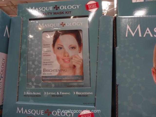 Masqueology Facial Masque Kit Costco 4