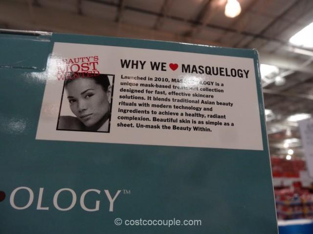 Masqueology Facial Masque Kit Costco 5