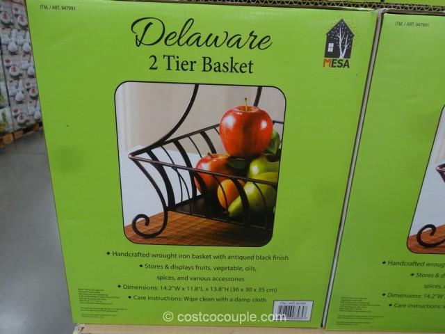 Mesa Delaware Basket Costco 5