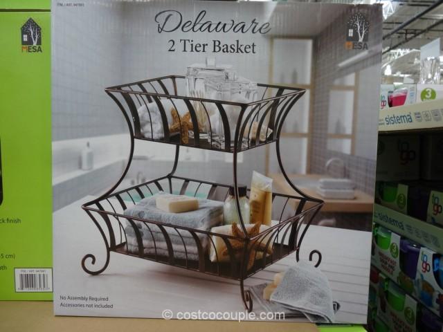 Mesa Delaware Basket Costco 6