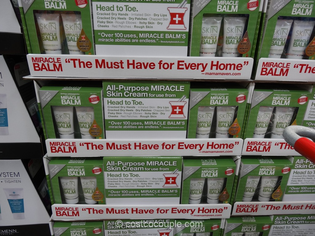 Miracle Skin Transformer Miracle Balm Costco 2