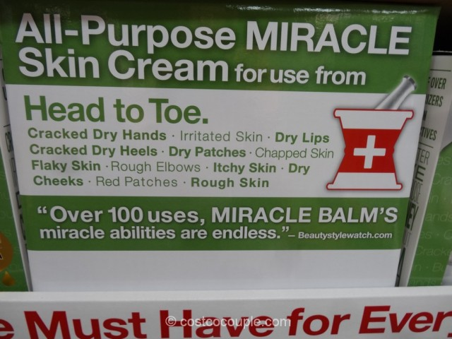 Miracle Skin Transformer Miracle Balm Costco 3