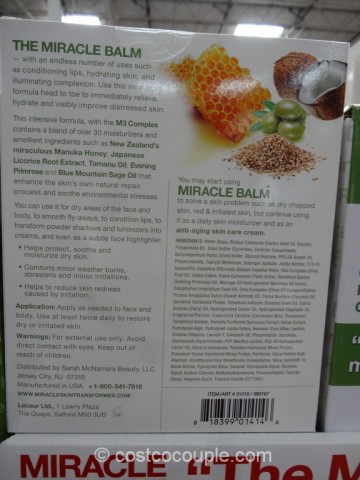 Miracle Skin Transformer Miracle Balm Costco 4