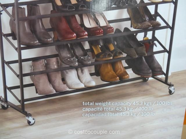 Neat Freak Mega Shoe Tower Costco 6