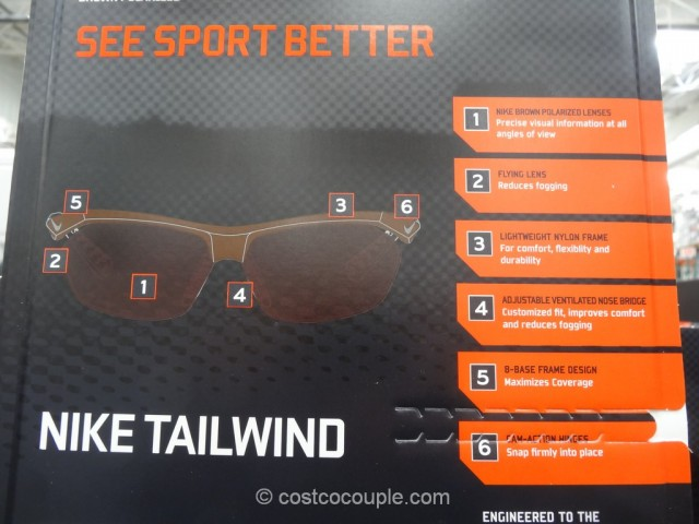 Nike Tailwind Sunglasses Costco 4