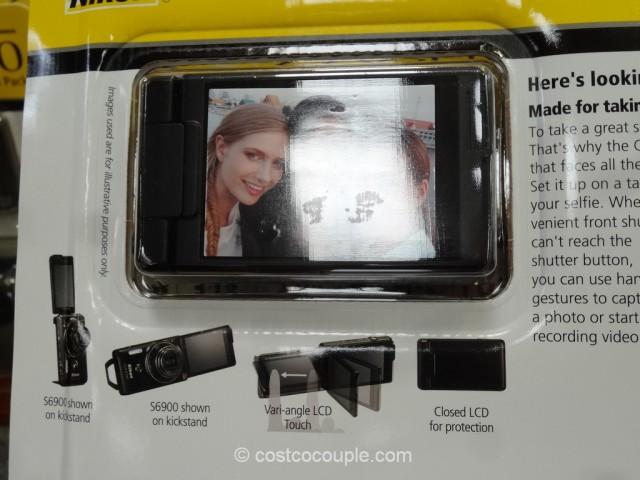 Nikon Coolpix S6900 Costco 4