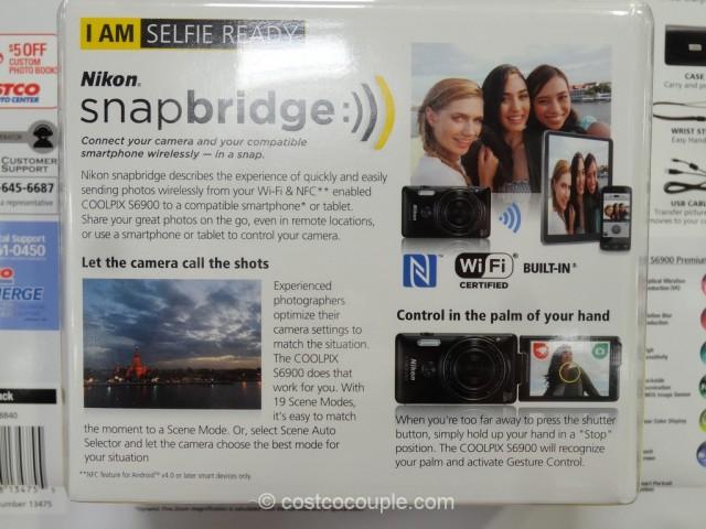 Nikon Coolpix S6900 Costco 7