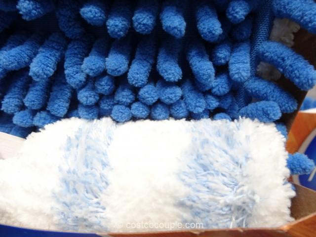 O Cedar Microfiber Damp Dry Flip Mop