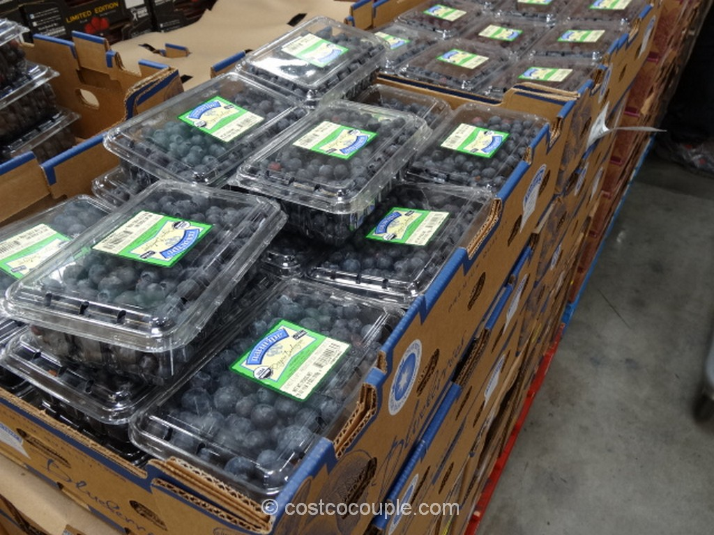 Organic Blueberries Costco 2