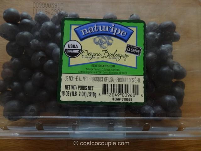 Organic Blueberries Costco 3