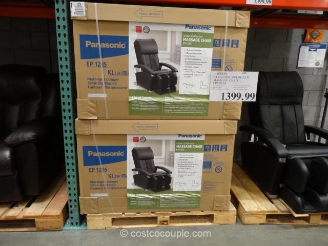 Panasonic Urban Collection Massage Chair Ep1285