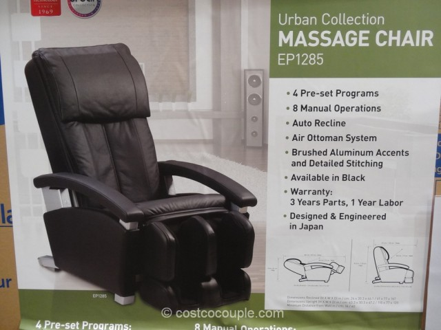 Panasonic Urban Collection Massage Chair Ep1285