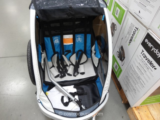 SMS Everyday Traveler Bike Trailer Kit Costco 3