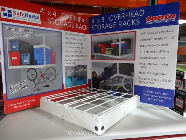Safe Racks Overhead Storage Racks Costco 2