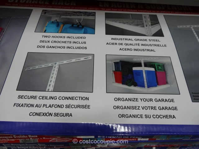 Safe Racks Overhead Storage Racks Costco 3
