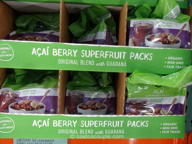Sambazon Organic Acai Superfruit Costco 1