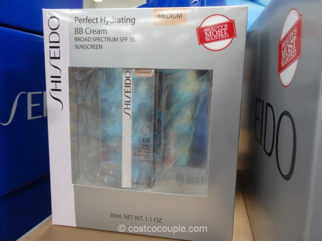Shiseido Perfect Hydrating BB Cream Costco 2